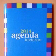 Coleccionismo de Revista Pronto: 2014 AGENDA INVIERNO. CON MÁS DE 70 TRUCOS PARA AHORRAR. PRONTO - DIVERSOS AUTORES. Lote 44864717