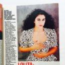 Coleccionismo de Revista Pronto: SARA MONTIEL, RAPHAEL, LOLITA, ROCÍO JURADO, JULIO IGLESIAS, MIGUEL BOSÉ. SIMPSONS. Lote 51042366