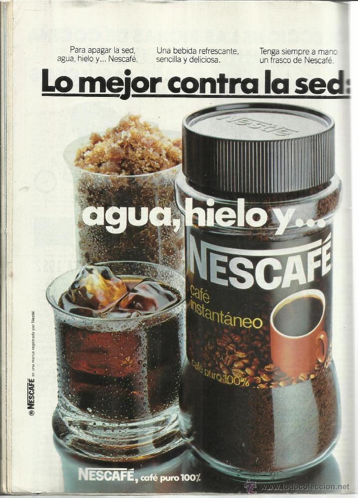 Coleccionismo de Revista Pronto: REVISTA PRONTO. JULIO. 1981. Nº 481. JULIO IGLESIAS. CARMEN MAURA. KOJAK. JOSÉ GUARDIOLA - Foto 2 - 53719250