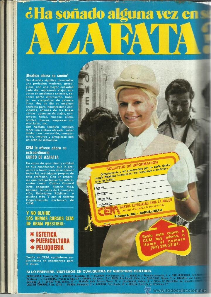 Coleccionismo de Revista Pronto: REVISTA PRONTO. MAYO. 1981. Nº 471. CAROLINA DE MÓNACO. PHILIPPE JUNOT. ROBERTINO - Foto 2 - 53739726