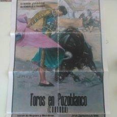 Coleccionismo de Revista Pronto: REVISTA PRONTO POSTER PAQUIRRI ,MEDIDAS 74×44. Lote 54078779