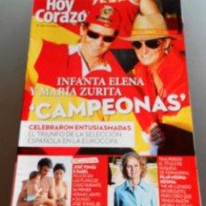 Coleccionismo de Revista Pronto: REVISTA HOY CORAZON . Lote 54252163