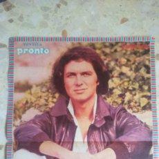 Coleccionismo de Revista Pronto: POSTER REVISTA PRONTO.CAMILO SESTO.. Lote 57705889