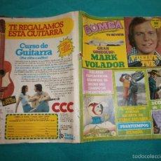 Coleccionismo de Revista Pronto: REVISTA PRONTO BOMBA Nº22 CON POSTER DE LA BATALLA DE LOS PLANETAS. Lote 58638808