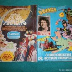 Coleccionismo de Revista Pronto: REVISTA PRONTO BOMBA Nº27 CON POSTER DE LA BATALLA DE LOS PLANETAS. Lote 58638830