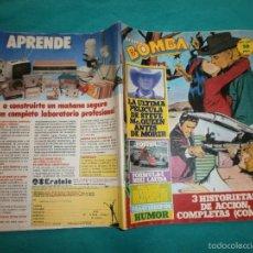 Coleccionismo de Revista Pronto: REVISTA PRONTO BOMBA Nº29. Lote 58639055