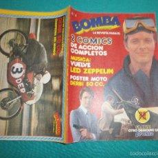 Coleccionismo de Revista Pronto: REVISTA PRONTO BOMBA Nº4. Lote 58639074