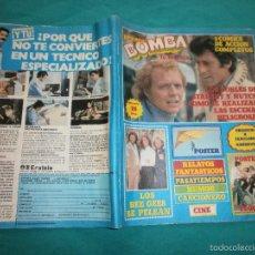 Coleccionismo de Revista Pronto: REVISTA PRONTO BOMBA Nº11. Lote 58639089