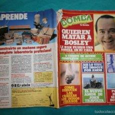 Coleccionismo de Revista Pronto: REVISTA PRONTO BOMBA Nº33. Lote 58639111