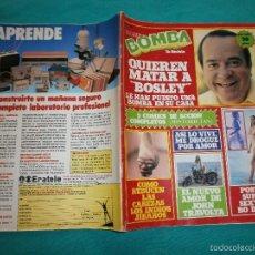Coleccionismo de Revista Pronto: REVISTA PRONTO BOMBA Nº33. Lote 58639220
