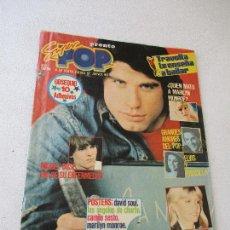 Coleccionismo de Revista Pronto: REVISTA - SUPER POP, Nº. 21-. Lote 58683570
