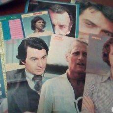 Coleccionismo de Revista Pronto: 7 PÓSTERS REVISTA PRONTO AÑOS 70.. Lote 65431006