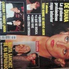Coleccionismo de Revista Pronto: PRONTO ESCANDALOSO VÍDEO DE DIANA. Lote 72192574