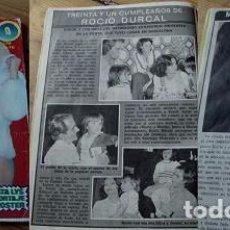 Coleccionismo de Revista Pronto: REVISTA PRONTO 1975 ROCÍO DÚRCAL MARISOL. Lote 90943660