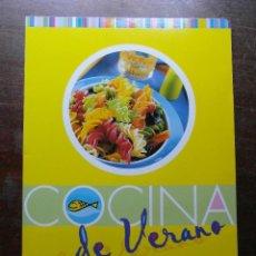 Coleccionismo de Revista Pronto: COCINA DE VERANO. REVISTA PRONTO. 18 FASCICULOS. Lote 113235295