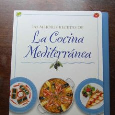 Coleccionismo de Revista Pronto: LAS MEJORES RECETAS DE COCINA MEDITERRANEA. REVISTA PRONTO. 50 FASCICULOS. Lote 211556457