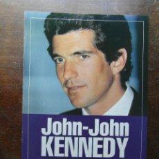 Coleccionismo de Revista Pronto: JOHN-JOHN KENNEDY 1960-1999. UNA VIDA MARCADA POR LA TRAGEDIA. REVISTA PRONTO. Lote 113240671