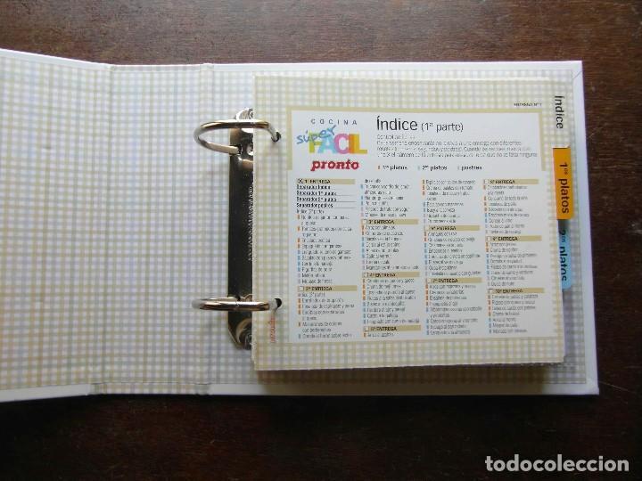 Coleccionismo de Revista Pronto: Cocina super facil. 600 recetas buenisimas y con pocos ingredientes. Revista Pronto - Foto 2 - 113333239