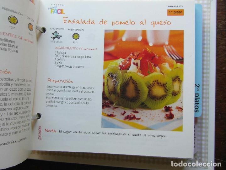 Coleccionismo de Revista Pronto: Cocina super facil. 600 recetas buenisimas y con pocos ingredientes. Revista Pronto - Foto 4 - 113333239