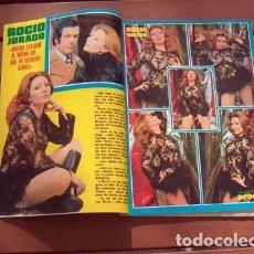 Coleccionismo de Revista Pronto: REVISTA PRONTO / ROCIO JURADO, RAQUEL WELCH, LISBETH HUMMEL, MICHAEL LANDON, DISCOS SEXY +. Lote 114163703
