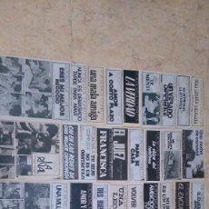 Coleccionismo de Revista Pronto: 34 REVISTAS, FOTONOVELA DEL PRONTO. Lote 120224219