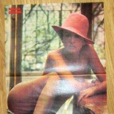 Coleccionismo de Revista Pronto: POSTER REVISTA PRONTO PAULA DORINI. Lote 121665683