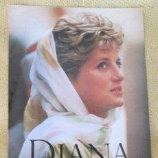 Coleccionismo de Revista Pronto: DIANA. LA HISTORIA JAMAS CONTADA. COLECCIONABLE DE LA REVISTA PRONTO EN 17 FASCICULOS, FASCICULO 12. Lote 130565906