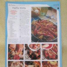 Coleccionismo de Revista Pronto: LA COCINA DE LAS ESTACIONES . VERANO FASCICULO 7. Lote 130620778