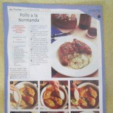 Coleccionismo de Revista Pronto: LA COCINA DE LAS ESTACIONES . INVIERNO FASCICULO 4. Lote 130693754