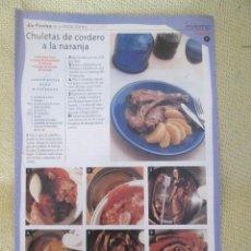 Coleccionismo de Revista Pronto: LA COCINA DE LAS ESTACIONES . INVIERNO FASCICULO 8. Lote 130697564