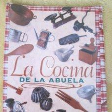 Coleccionismo de Revista Pronto: LA COCINA DE LA ABUELA - CARPETA. Lote 130702994
