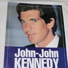 Coleccionismo de Revista Pronto: REVISTA PRONTO, SUPLEMENTO JOHN-JOHN KENNEDY, UNA VIDA MARCADA POR LA TRAGEDIA. Lote 131060560