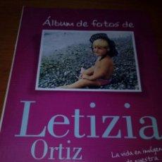 Coleccionismo de Revista Pronto: ÁLBUM DE FOTOS DE LETIZIA ORTIZ. PRONTO. EST16B3. Lote 133367166