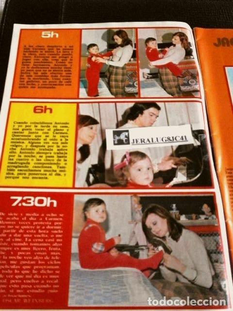 Coleccionismo de Revista Pronto: PRONTO Nº 38 (1973) KARINA JUNIOR ROCIO DURCAL - JACKIE ONASSIS - TOM JONES - TIP Y COLL (DIFICIL) - Foto 3 - 137286742