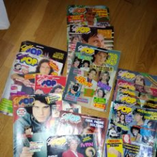 Coleccionismo de Revista Pronto: LOTE 14 REVISTA SUPER POP PRONTO ,. Lote 139097406