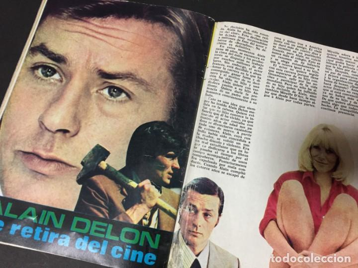 Coleccionismo de Revista Pronto: REVISTA PRONTO 1974 LOS BEATLES ANA BELEN DAVID CARRADINE PERET LOLA FLORES VICTORIA HERNAN ALAIN DE - Foto 4 - 140206638