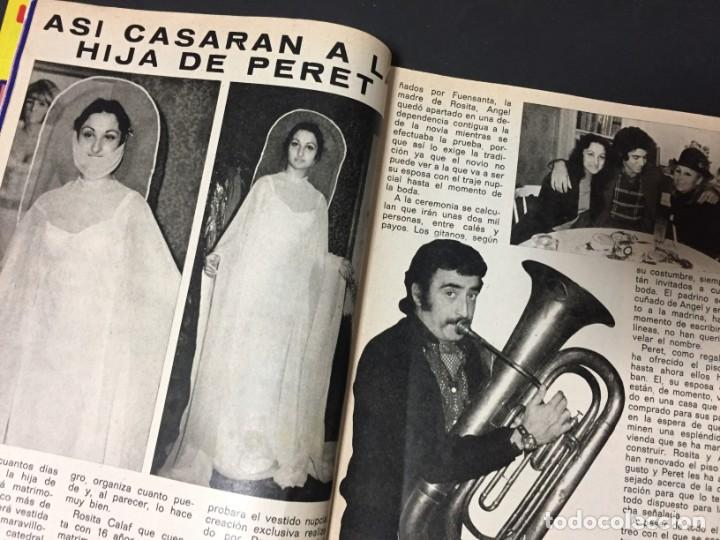 Coleccionismo de Revista Pronto: REVISTA PRONTO 1974 LOS BEATLES ANA BELEN DAVID CARRADINE PERET LOLA FLORES VICTORIA HERNAN ALAIN DE - Foto 6 - 140206638