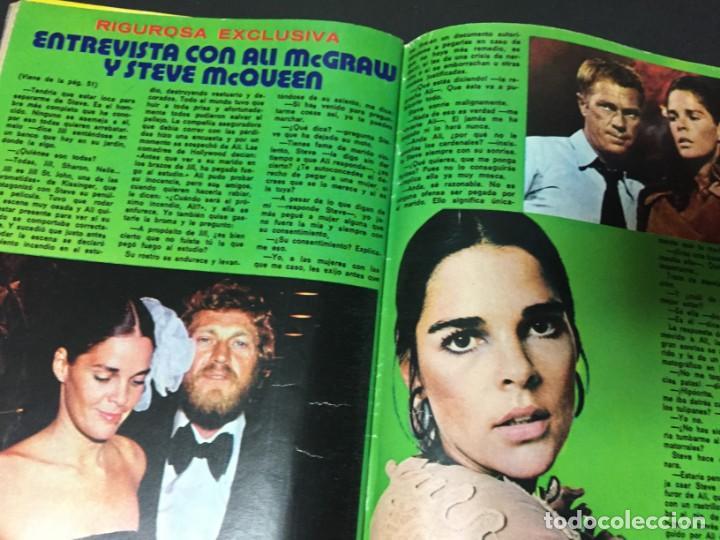 Coleccionismo de Revista Pronto: REVISTA PRONTO 1974 LOS BEATLES ANA BELEN DAVID CARRADINE PERET LOLA FLORES VICTORIA HERNAN ALAIN DE - Foto 8 - 140206638