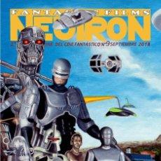 Coleccionismo de Revista Pronto: FANZINE FANTASTIC FILMS NETRON N° 9. Lote 142738154