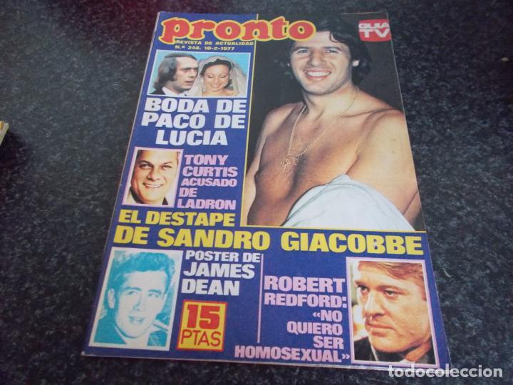 Revista Pronto Boda D Epaco De Lucia Desnudo Porter Etc