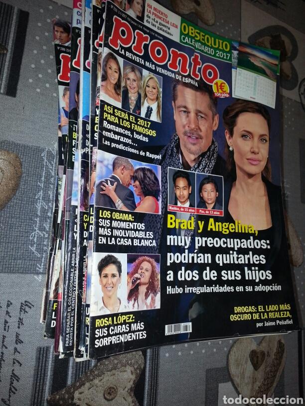 Coleccionismo de Revista Pronto: Revistas Pronto - Foto 3 - 143869466