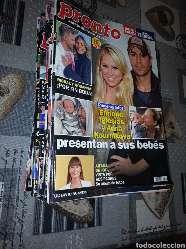 Coleccionismo de Revista Pronto: Revistas Pronto - Foto 4 - 143869466