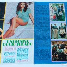 Coleccionismo de Revista Pronto: REVISTA PRONTO DE 1974. MOCEDADES, ROCIO JURADO Y MAGHARET LEE.. Lote 151070246