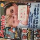 Coleccionismo de Revista Pronto: REVISTA PRONTO 2375 * KATE MIDDELTON + MICK JAGGER + DAVID Y VICTORIA BECKHAM * 61. Lote 160584110