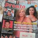 Coleccionismo de Revista Pronto: REVISTA PRONTO 2368 * BELEN ESTEBAN + EL CORDOBES + ANTONIO BANDERAS + ELSA PATAKY * 61. Lote 160584598