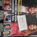 Coleccionismo de Revista Pronto: REVISTA PRONTO 2324 * MANUEL CARRASCO + MARIA TERESA CAMPOS + ELSA PATAKY + MIGUEL BOSE * 61. Lote 160584702