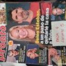 Coleccionismo de Revista Pronto: REVISTA PRONTO 2376 * BELEN ESTEBAN + MARIO CASAS + GRACE KELLY + CHIQUITO DE LA CALZADA * 61. Lote 160584786