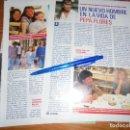 Coleccionismo de Revista Pronto: RECORTE : UN NUEVO HOMBRE EN LA VIDA DE MARISOL. PRONTO, OCTBRE 1987 (). Lote 161346222