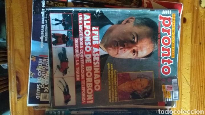 Coleccionismo de Revista Pronto: Lote revistas 15 pronto año 1990.1991 leer antes de comprar - Foto 15 - 165756358