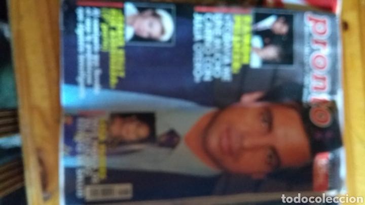 Coleccionismo de Revista Pronto: Lote revistas 15 pronto año 1990.1991 leer antes de comprar - Foto 16 - 165756358